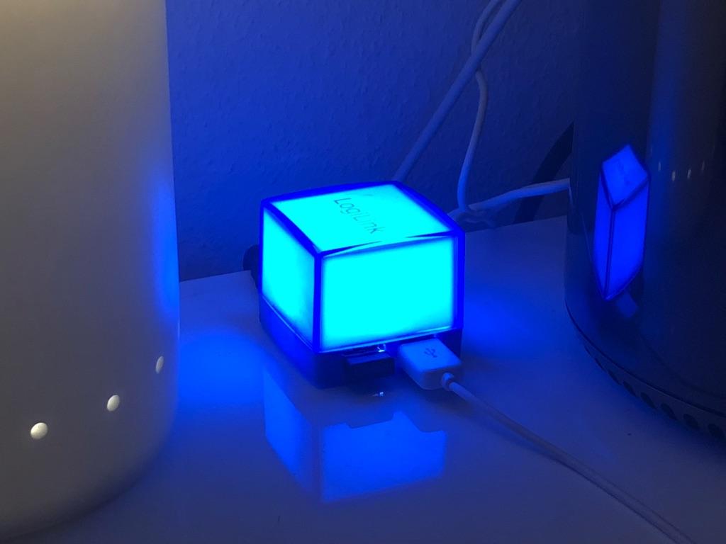 Wozu Ist Das Das Ist Blaues Licht Und Was Macht Es Es Leuchtet